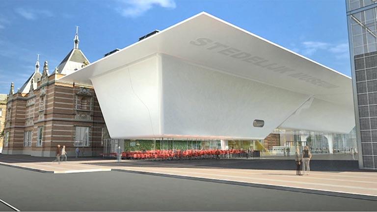 Benthem Crouwel Architekten #