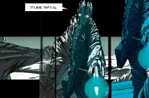 Interactive Motion Comic The Killer