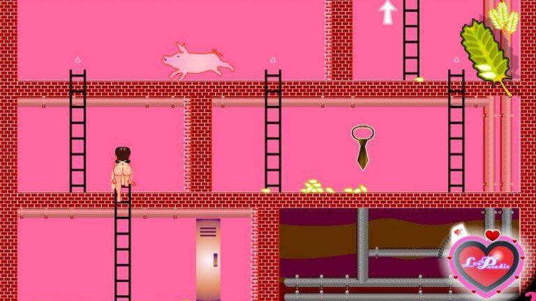 Lou Paradis Radical Suzuki flash erotic web game