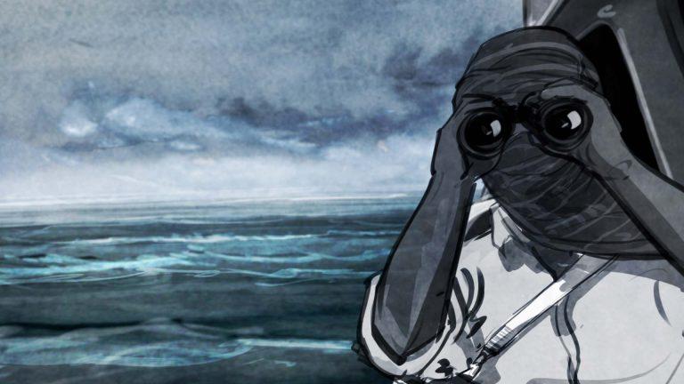 Last Hijack Interactive Transmedia Documentary