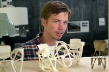 Video interview with product designer Joris Laarman