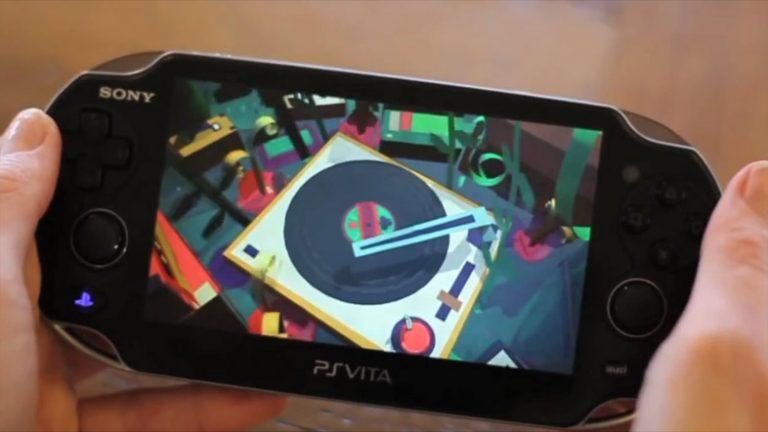 Tearaway Playstation Vita