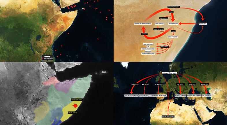Last Hijack Interactive data visualisation