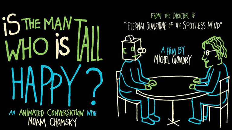 Michel Gondry Is the Man Who Is Tall Happy Film Review Amsterdam