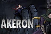 motion comic Ascent from Akeron