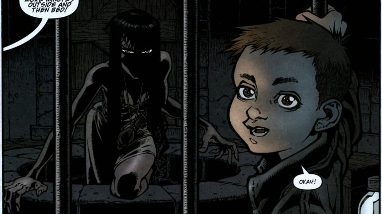 Locke & Key Halloween comics