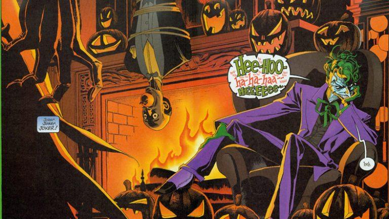 Halloween Batman Haunted Knight