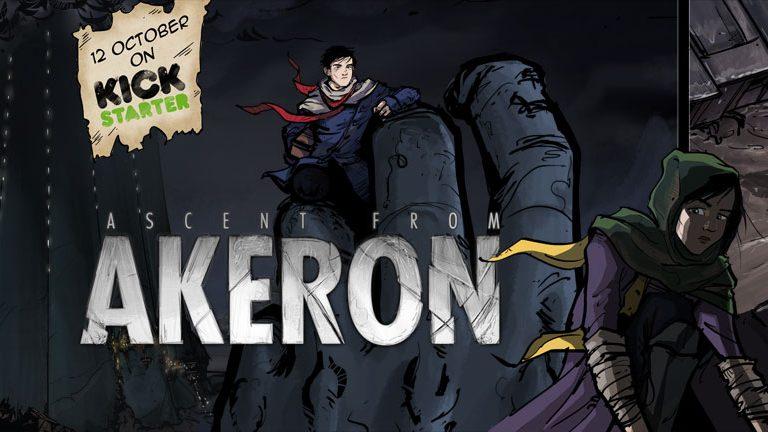motion-comic-Ascent-from-Akeron-on-Kickstarter