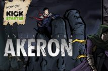 motion-comic-Ascent-from-Akeron-now-on-KS