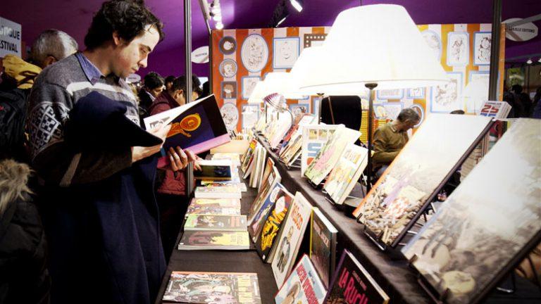Angouleme-Comics-Festival-2016-Nouveau-Monde