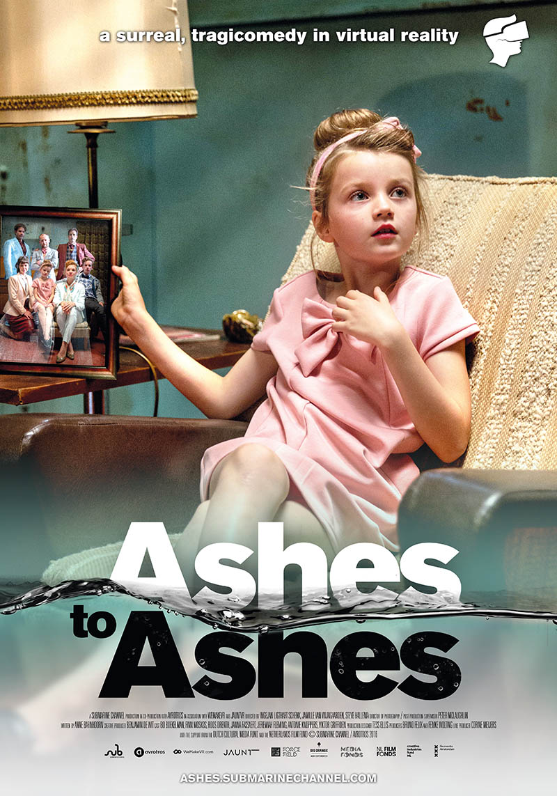Ashes to Ashes VR short drama film