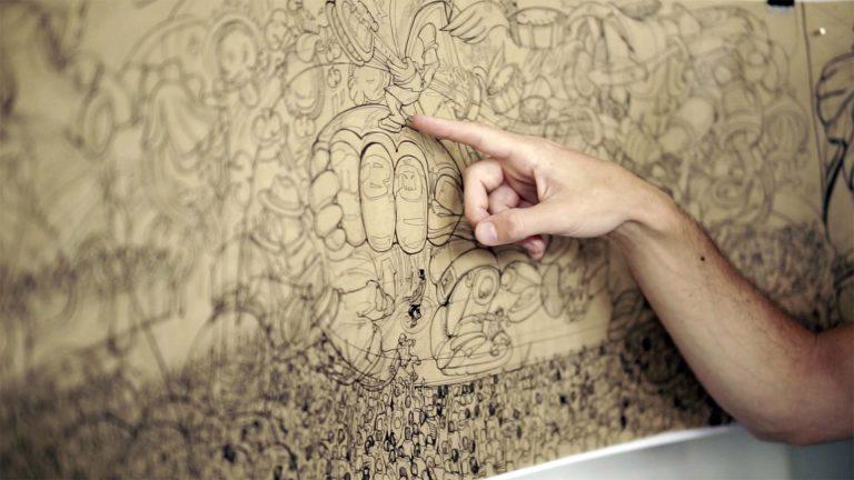 Interactive comics creator Sutu Nawlz