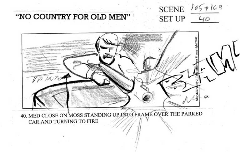 Submarine Channel | Top 5 Storyboards from Famous Films: Alien ...