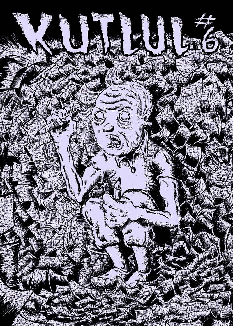 Best European Underground Comics: Kutlul
