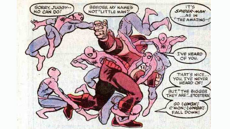 Top 5 Spider-Man stories: nothing can stop the juggernaut-top-5