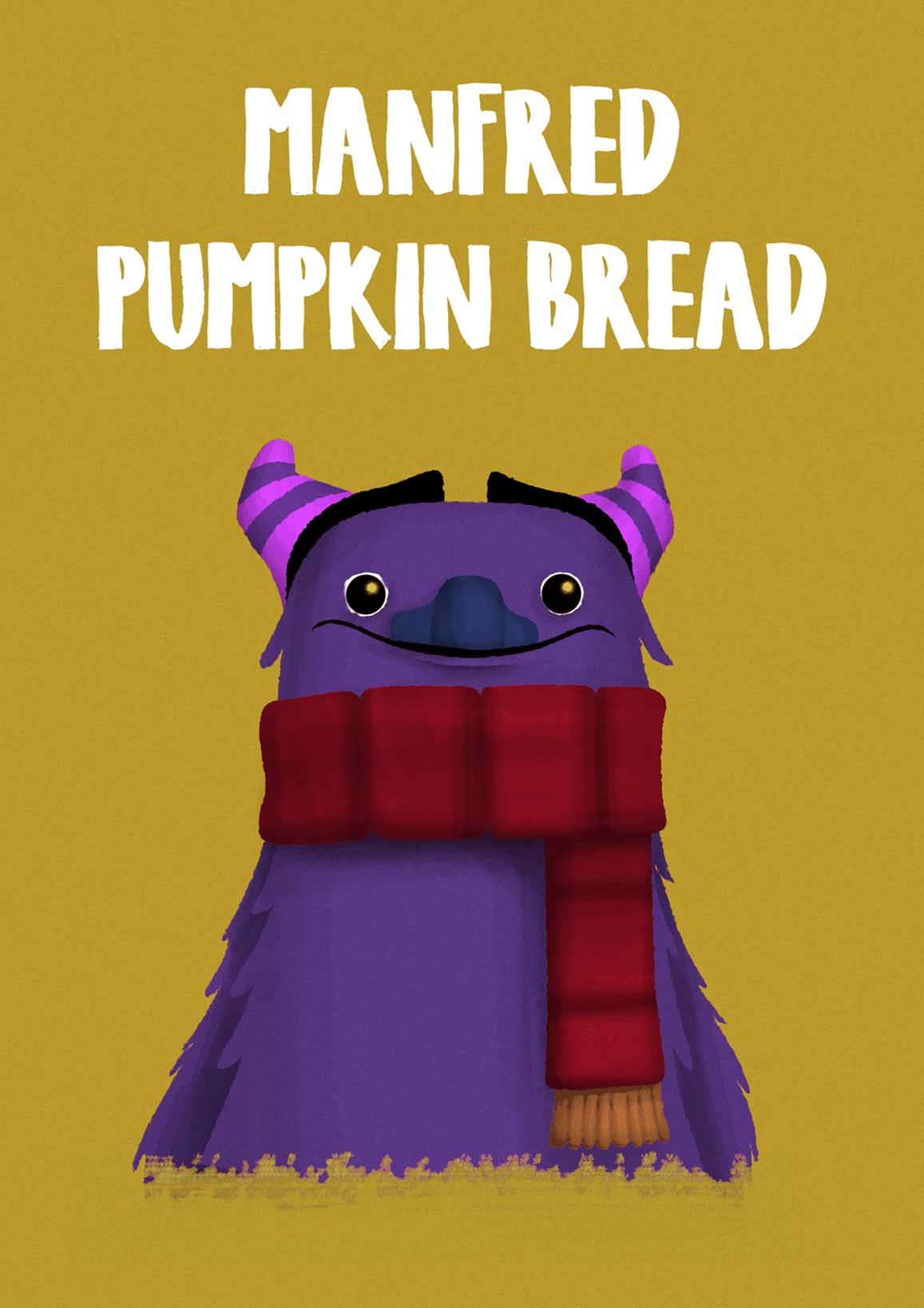 Manfred Pumpkin Bread 360 VR virtual reality puppet film poster