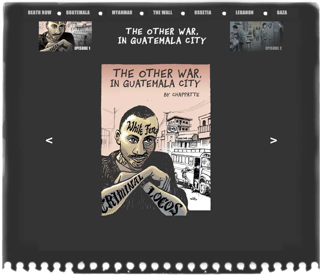 Top 5 Best Comics Journalism Graphics Journalism