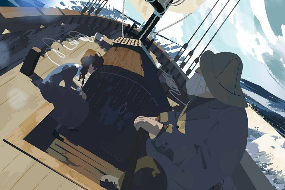 Age Of Sails VR animation John Kahrs