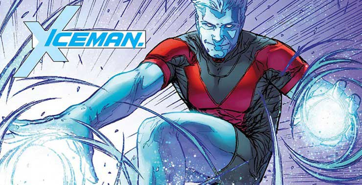 Top 5 Marvel diverse superheroes heroes Iceman gay