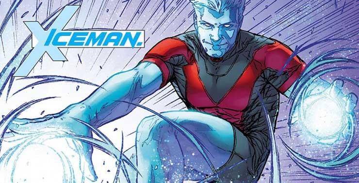 Top 5 Marvel diverse superheroes heroes Iceman gay