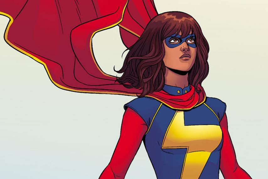 Top 5 Marvel diverse superheroes heroes Ms Marvel Kamala Khan diversity