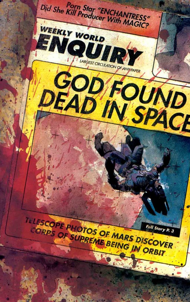 Top 5 Best Dystopian Tales in Comics: Ruins