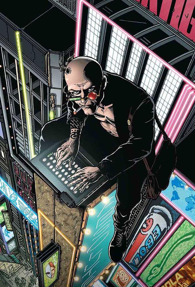 Top 5 dystopian stories in comics