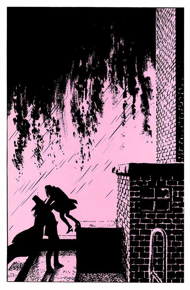 Best Dystopian comics V for Vendetta Alan Moore david lloyd