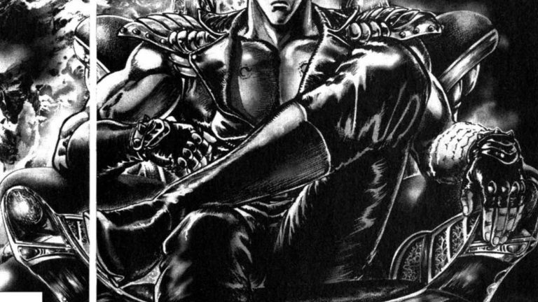 Fist of the North Star - Top 5 Shonen Jump Manga