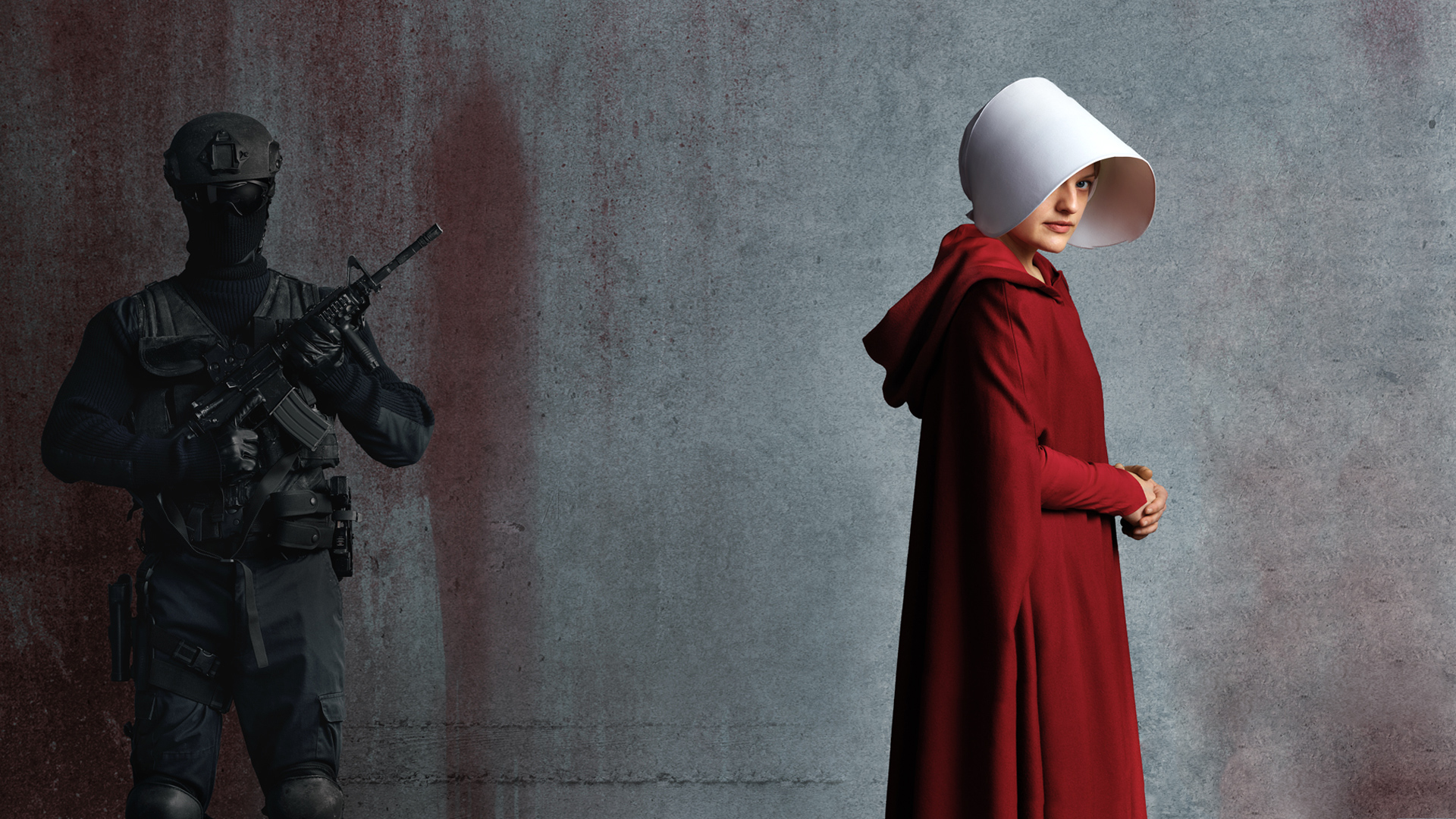 Top 5 dystopian tv shows: Hand Maid's Tale