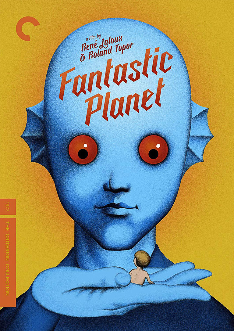 Fantastic Planet Best Dystopia in animation