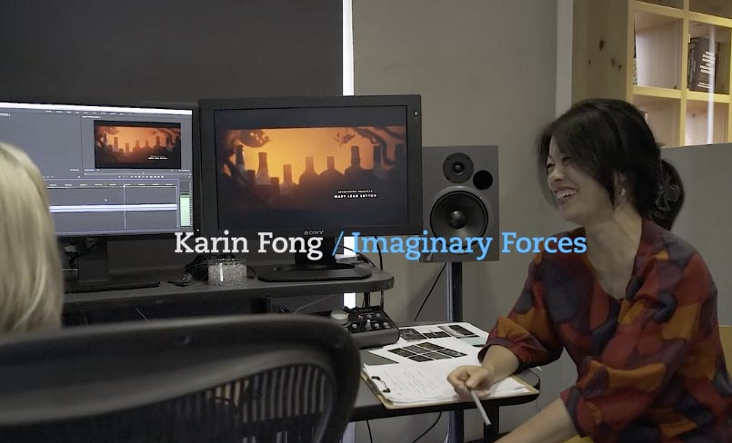 Karin Fong Imaginary Forces