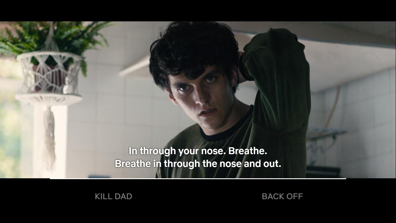 Black Mirror: Bandersnatch (Courtesy of Netflix)