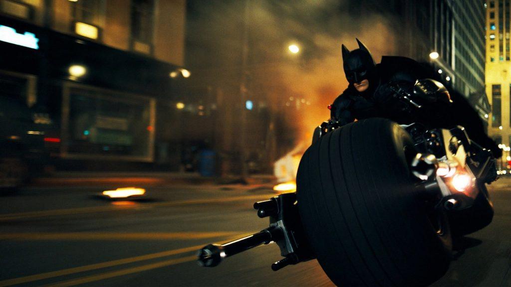 The Dark Knight [Credit: Warner Bros]